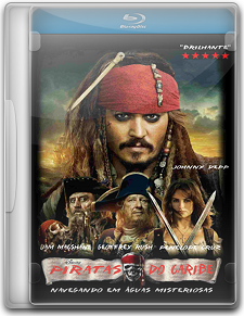 Piratas do Caribe 4 - BluRay - Dual Áudio |720p|