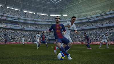 Free Download PES 2013 Compressed Full Version (2,7GB)