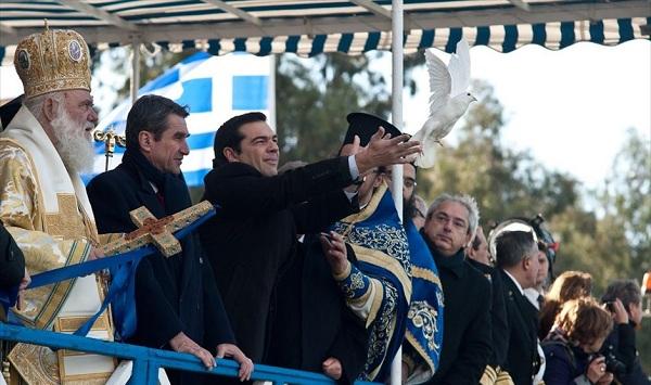 Συριζαίοι υποκριτές πανικόβλητοι τρέχουν να φέρουν το το Άγιο Φως απο τα αφεντικά τους!