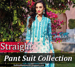 Straight Pants Suit Collection