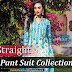 Straight Pants Suit Collection | Latest Indian Dress Designs | New Designs Of Girl Suits