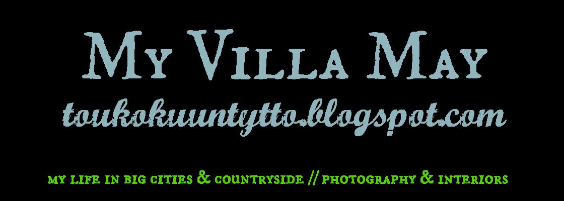 Toukokuun Tyttö - My Villa May