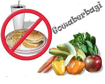 Cara cepat dan alami menurunkan berat badan