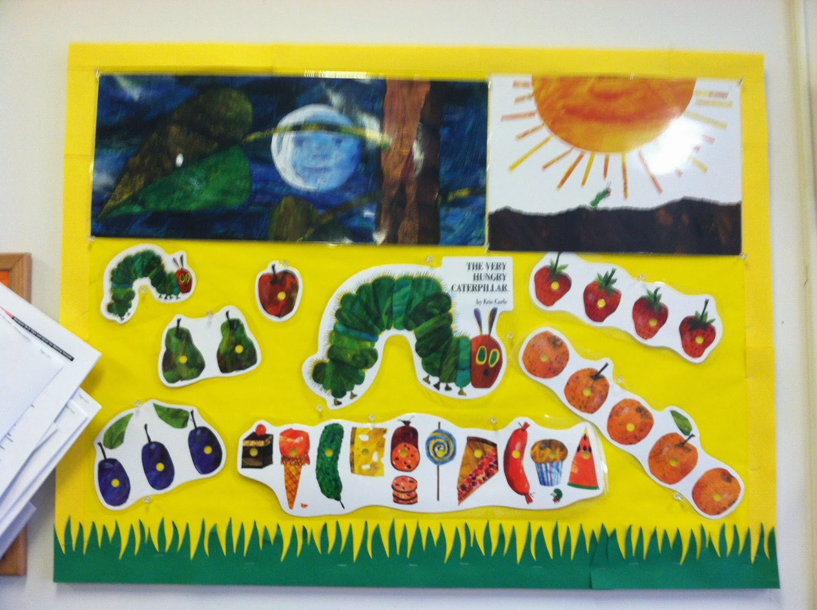 What We Do at Yal-Day-New: Young Toddlers – Eric Carle\'s The Very ...