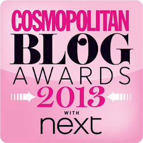 Please nominate this blog for 'Best Lifestyle' blog if you like it! Click the image below! :) xx
