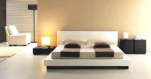 Diseo de Habitacin Minimalista por Bed Habits Casas Decoracion