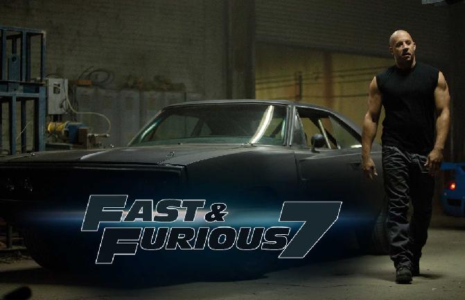 Fast & Furious 7 Malaysia