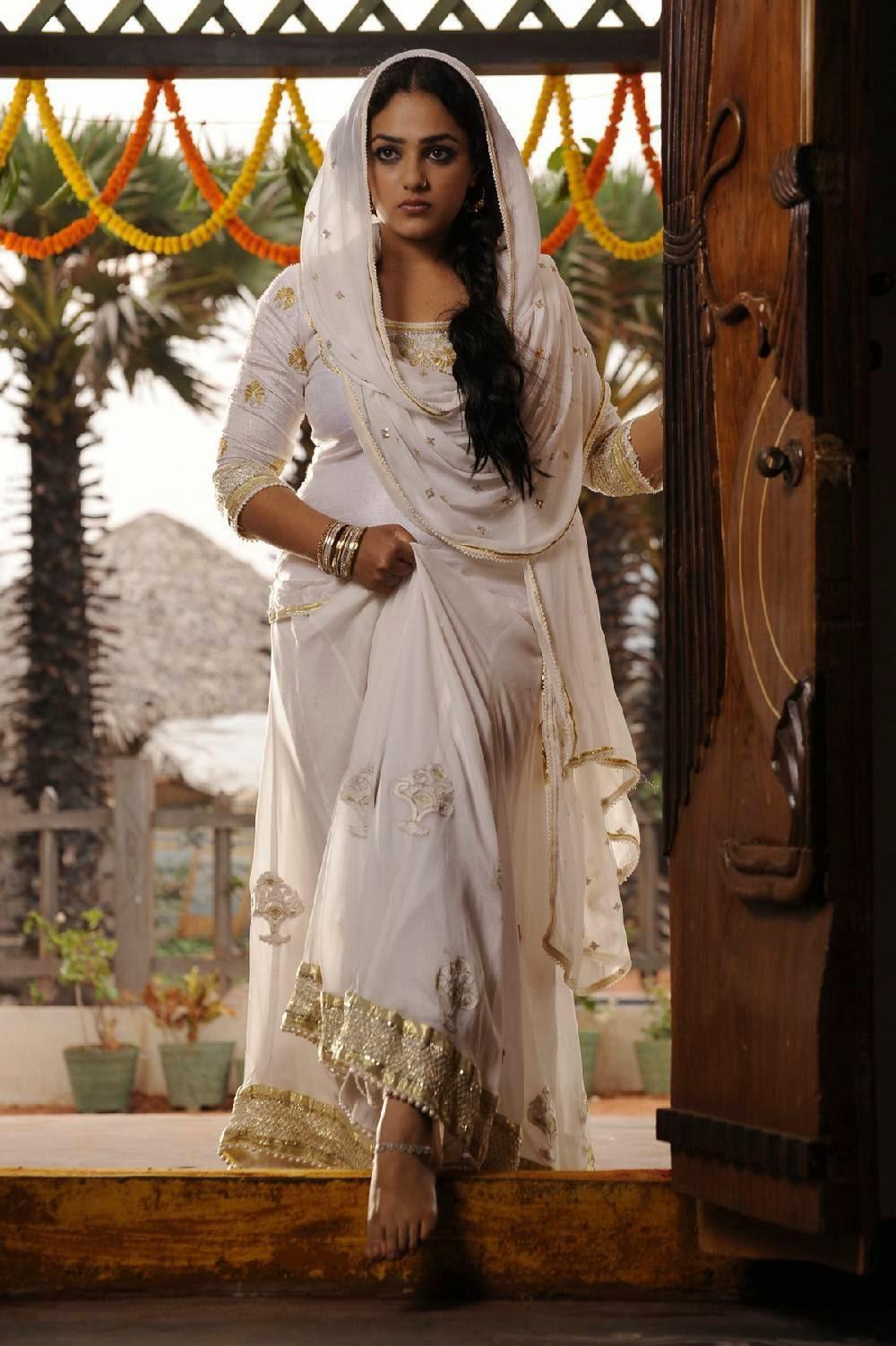 Actress Nithya Menon Latest Cute Hot Spicy Photos Gallery From Malli Malli Idi Raani Roju Movie