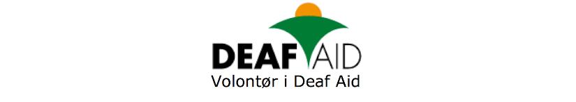 Volontør i Deaf Aid