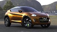 Nissan Extrem Concept (2012) Front Side