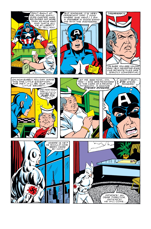 Captain America (1968) Issue #233 #148 - English 13