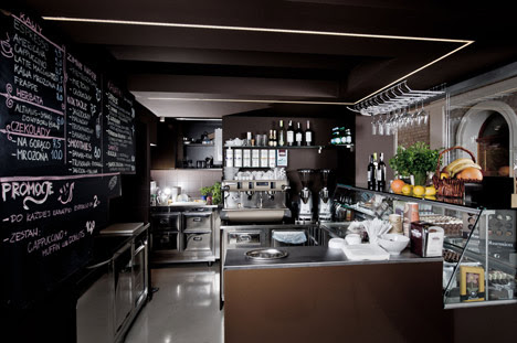 Neo arquitecturaymas: bar chocolate en opole by bro. kat ...