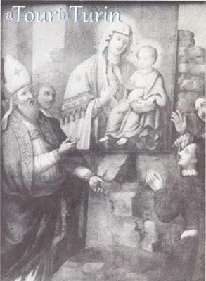 santuario consolata pellegrino briancon torino