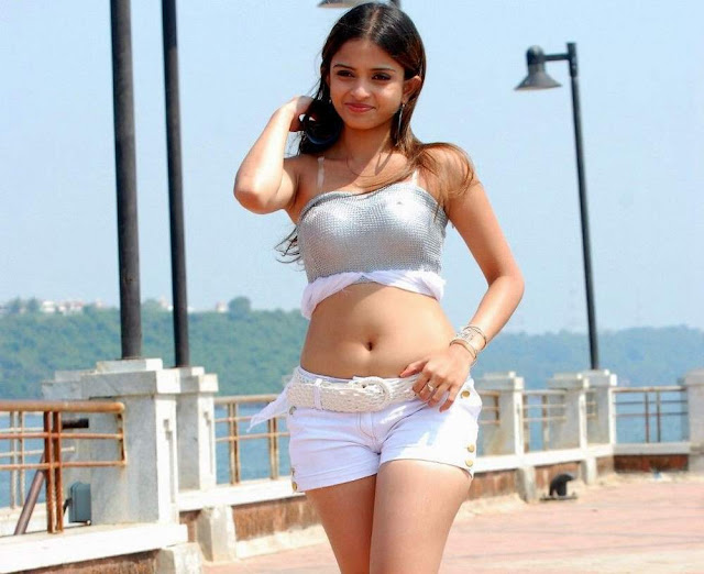 image Hot sexy bindaas girl chilling in goa recently