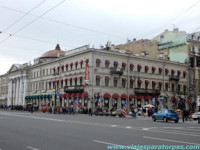 Viaje a Rusia (IV). San Petersburgo, 2º parte