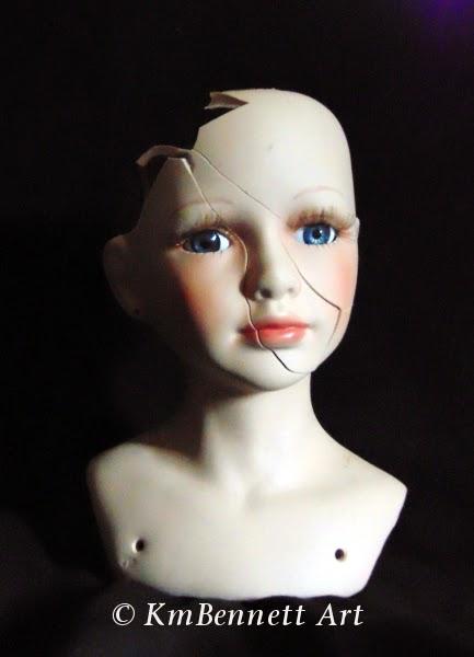 Broken 1 doll photo 14