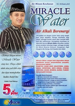 Miracle water