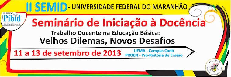 II SEMID- UFMA