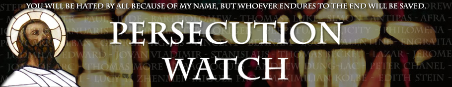 Persecution Watch