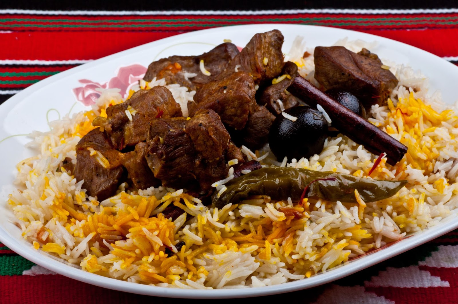 Flavours of asia lamb mandi with saffron basmati rice and raisins lamb mandi with saffron basmati rice and raisins chef ammar alis recipe for those who love arabic food forumfinder Choice Image