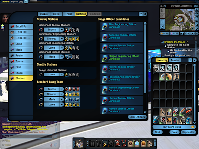 Star Trek Online - Starship Stations