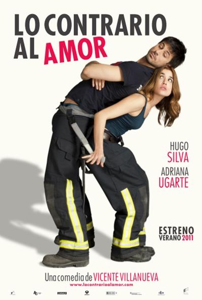 Película Lo Contrario Al Amor Con Hugo Silva
