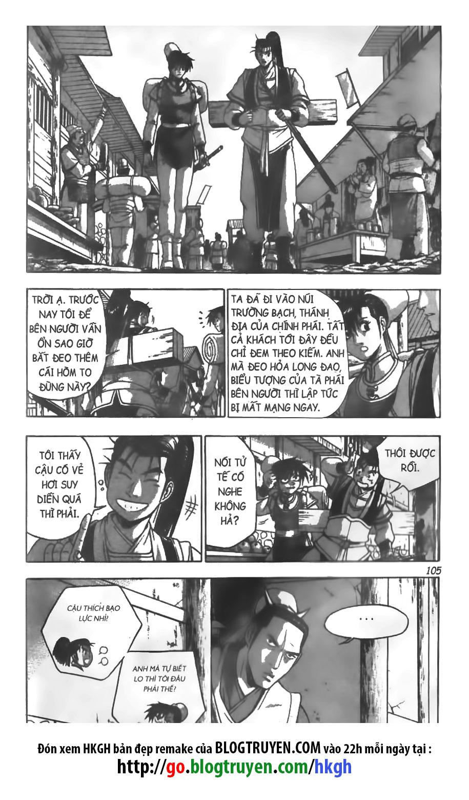 Hiệp Khách Giang Hồ - Hiệp Khách Giang Hồ Chap 268 - Pic 8