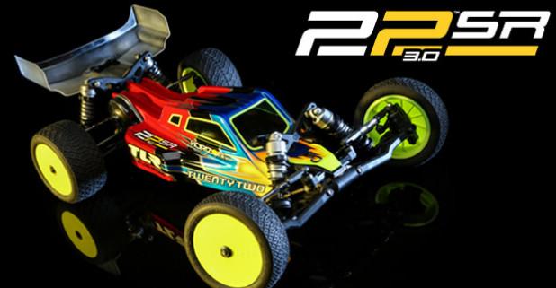 22 3.0 SPEC RACER