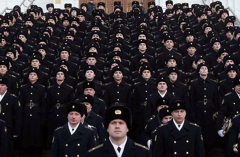 Coro da frota russa do Báltico