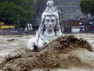 Shivji statue in 2013.
