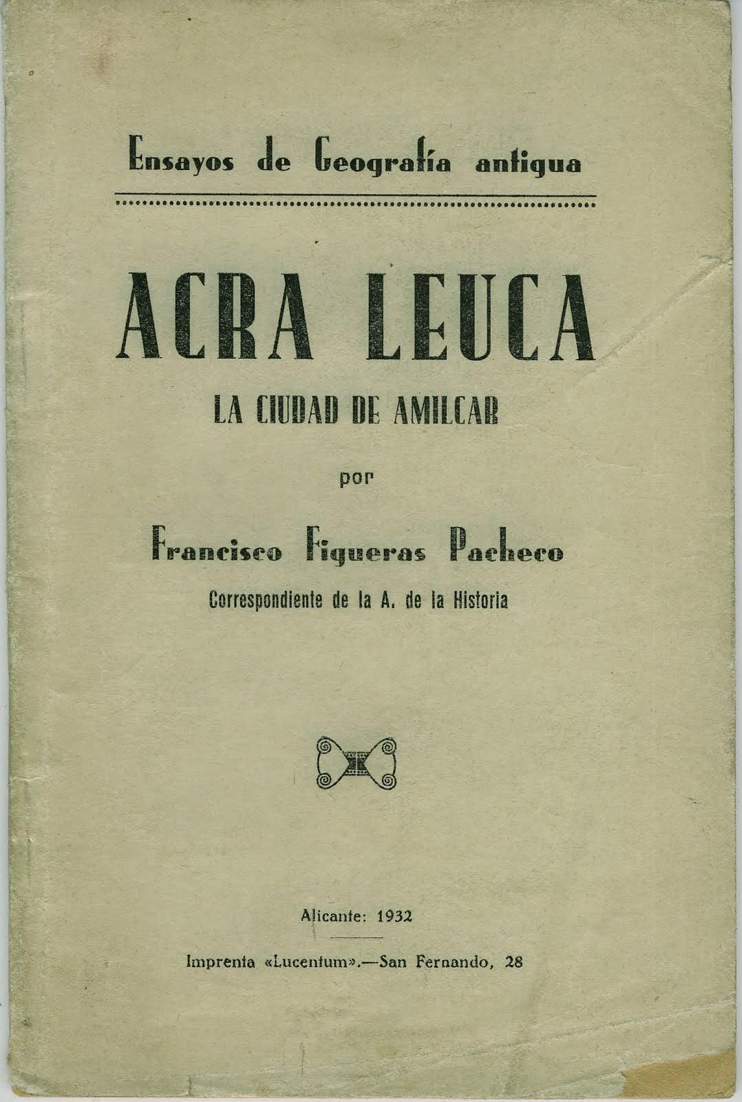 ACRA LEUCA
