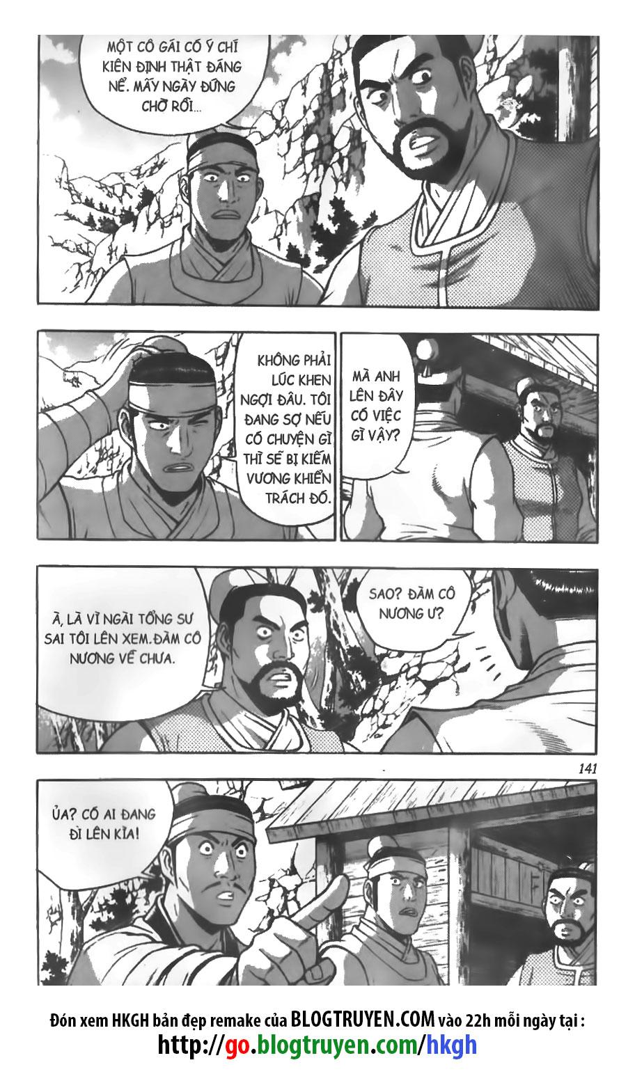 Hiệp Khách Giang Hồ - Hiệp Khách Giang Hồ Chap 269 - Pic 19