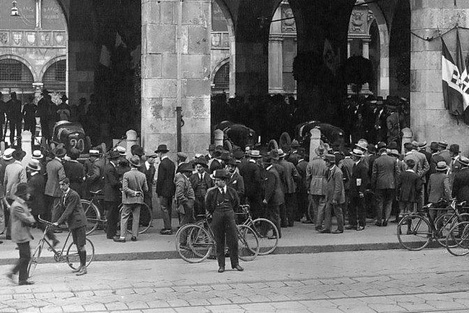 Milano fra passato e presente: i luoghi simbolo del ricordo della Resistenza
