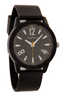 Buy VICBONO Analogue Black Dial Men's Watch  at amazon