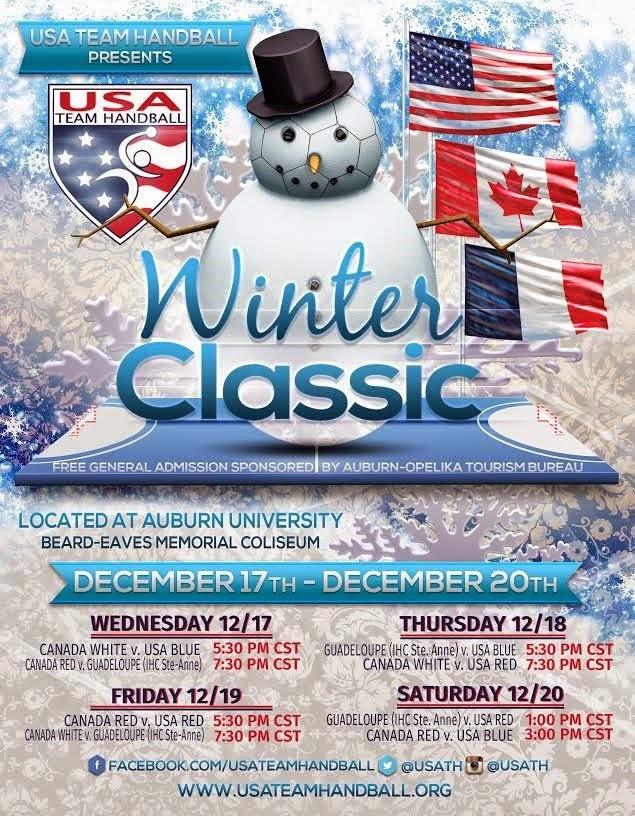 Handball en Estados Unidos: Clásico de Invierno | Mundo Handball