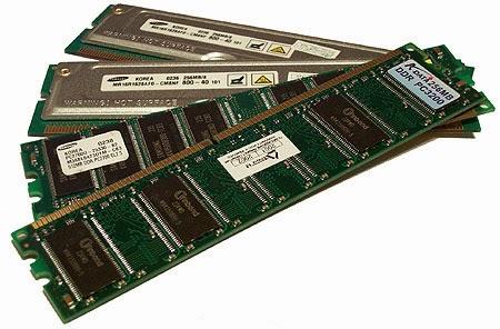 Pengertian RAM, Fungsi dan Jenis RAM Untuk Komputer