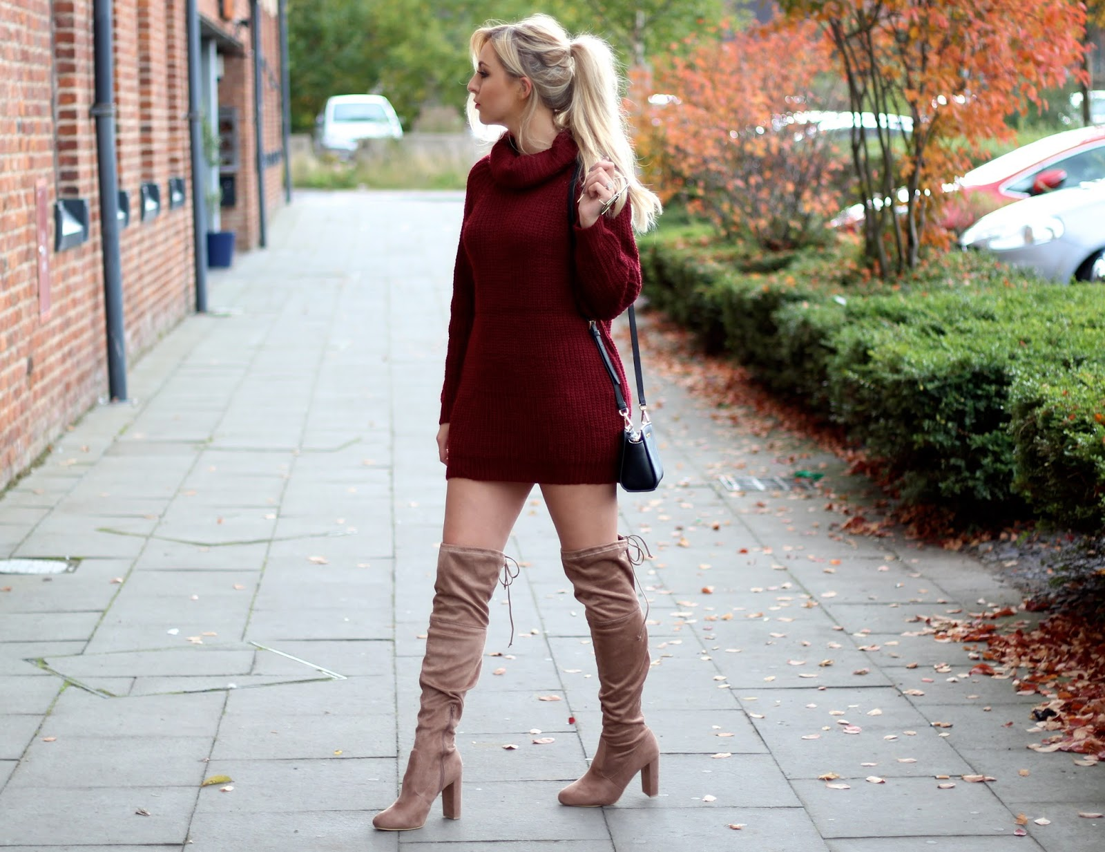Jumpers with Boots