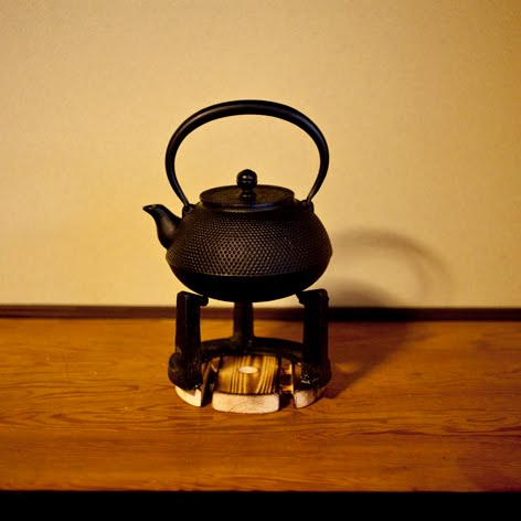 Rice Valley Tea Pot