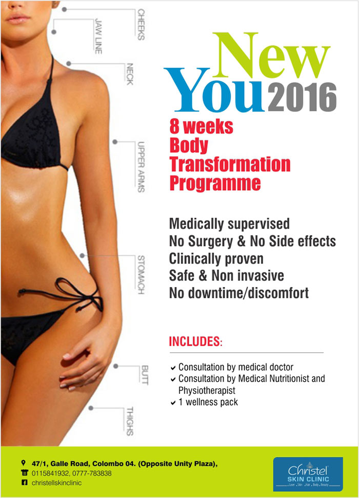 Medically supervised No Surgery & No Side effects Clinically proven Safe & Non invasive No downtime/discomfort