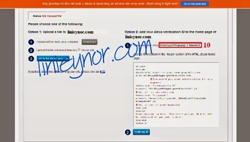 code verify alexa