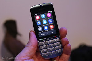 Nokia Asha 300 Harga, Spesifikasi Dan Review