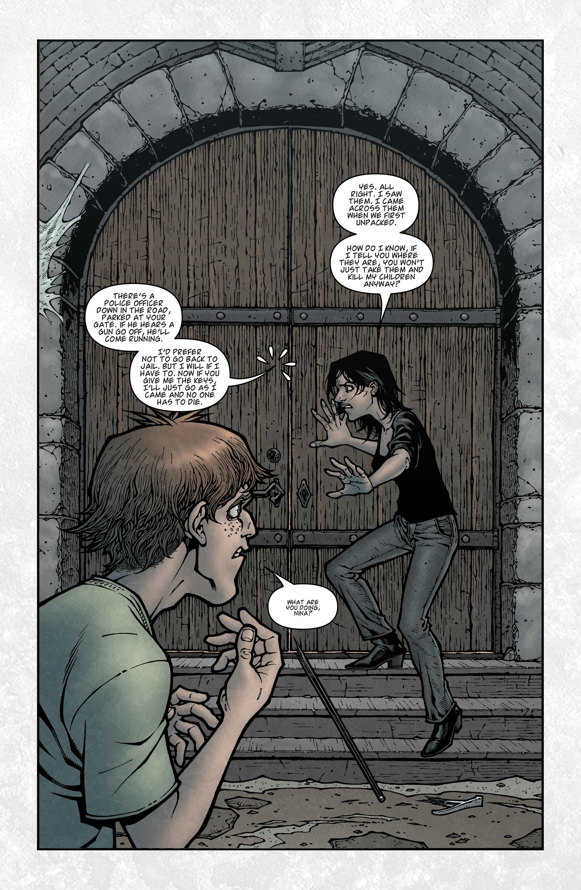 Locke & Key (2008) Issue #6 #6 - English 5