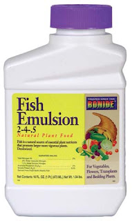 Welcome to february 2012 for Organic fish fertilizer