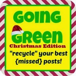 Going Green Christmas Edition