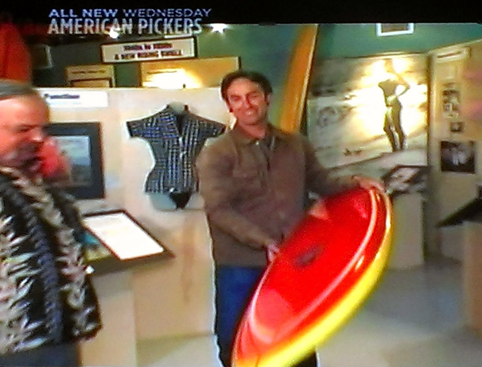 California Surf Museum American Pickers The California Surf Museum