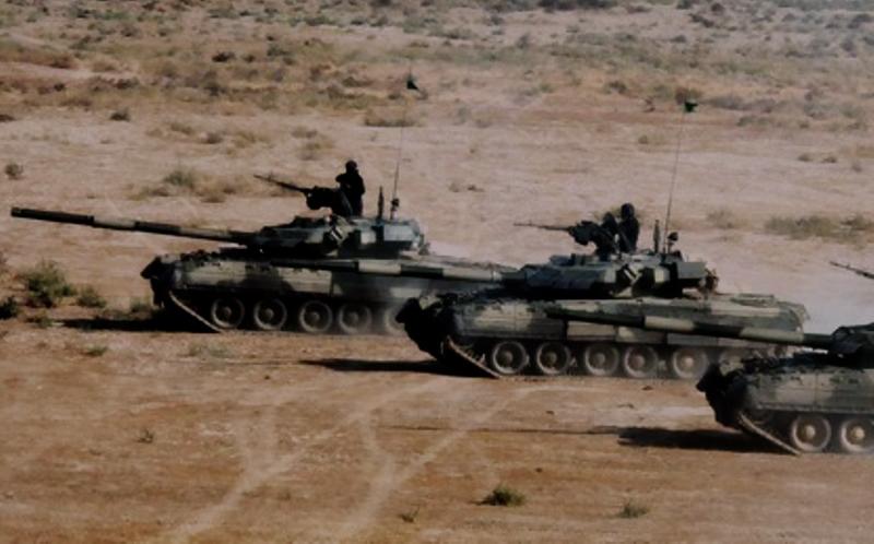 """Как сообщается, Пакистан может закупить у Украины 100 танков БМ """"Оплот"""""""