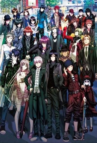 [ Info-Anime ] Pemutaran Perdana Film K : Missing Kings  Akan Diadakan Di Amerika Dan Perancis!