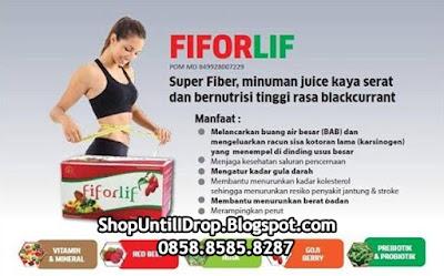 Manfaat fiforlif - Jual Obat Perut Buncit di Rawa Buaya , Jakarta Barat