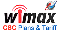 WiMAX Plans Tariff for Common Service Centers