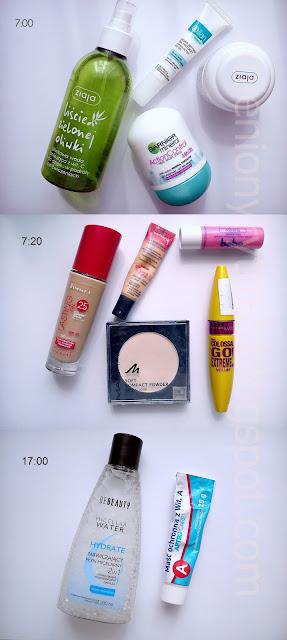 Kosmetyczna rutyna